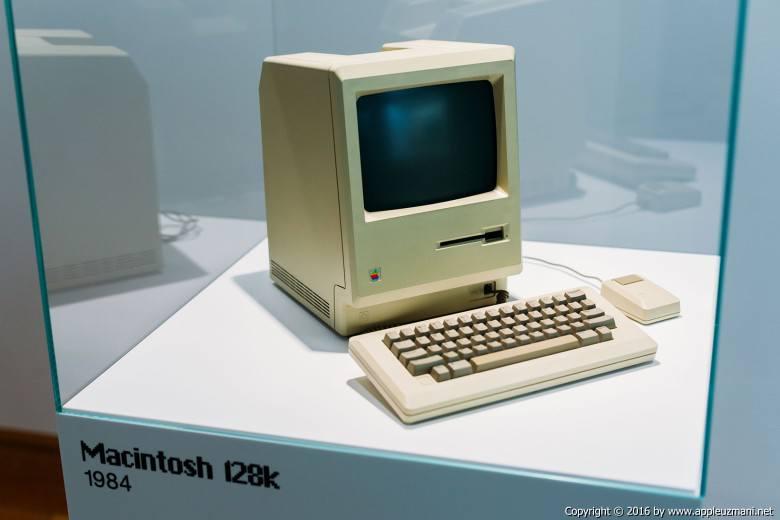 128K Macintosh from 1984