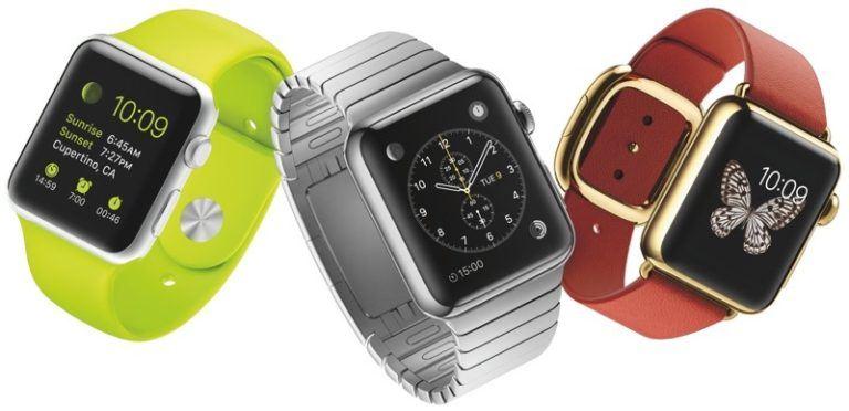 Tim Cook: Apple Watch Nisan Ayında Satışa Sunulacak