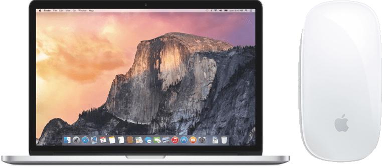 MacBook, Magic Mouse ve TrackPad'e Touch ID Gelebilir