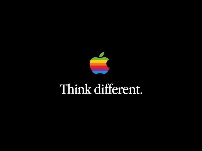 Apple'ın 1997 Yılındaki Web Sitesinin Görüntüsü (GIF)