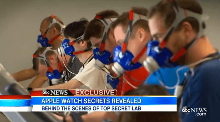 Apple Sağlık Ürünlerini Özel Laboratuvarda Test Ediyor