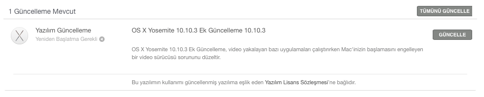 MacBook-guncelleme