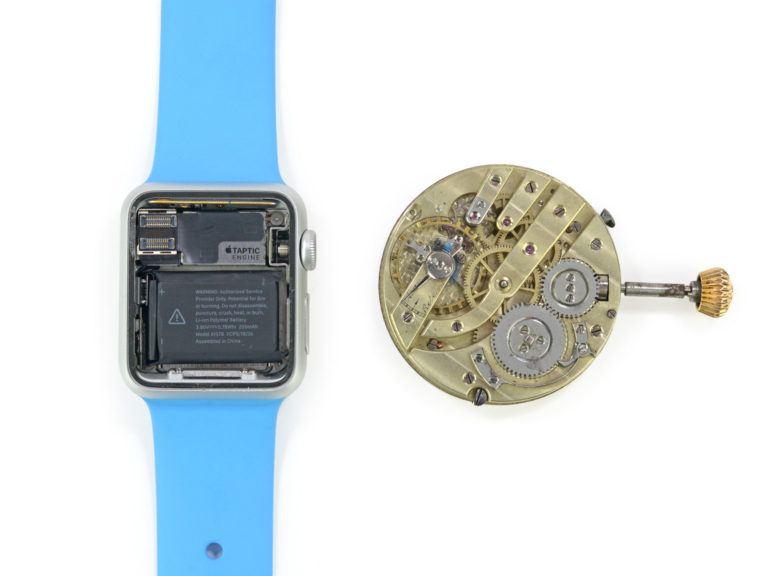 Apple Watch'un Tedarik Sorunu Taptic Engine'den Kaynaklanıyor