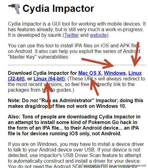 cydia-impactor-kullanimi