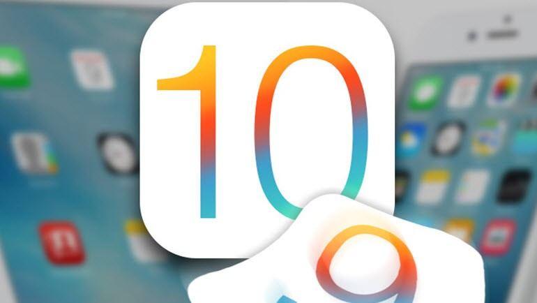 iOS 10.2 Kararlı Sürüm