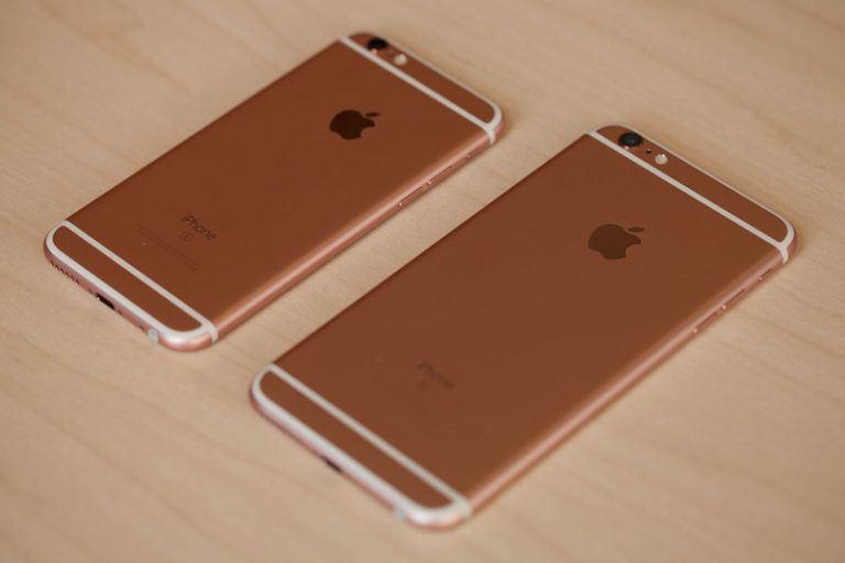 iPhone 6S İçin Apple'a Kötü Haber