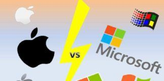 Apple İle Microsoft