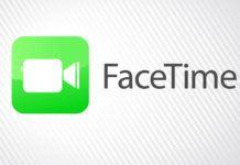 FaceTime uygulaması iOS 11