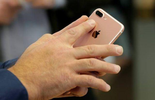 iPhone 7s Modeli