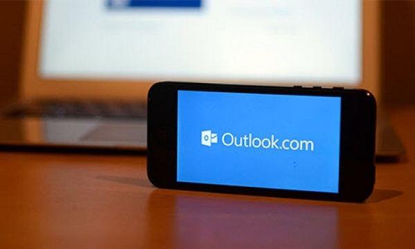 Outlook güncelleme