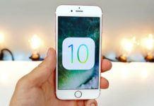 iOS 10.3 Beta 3 Sürümü