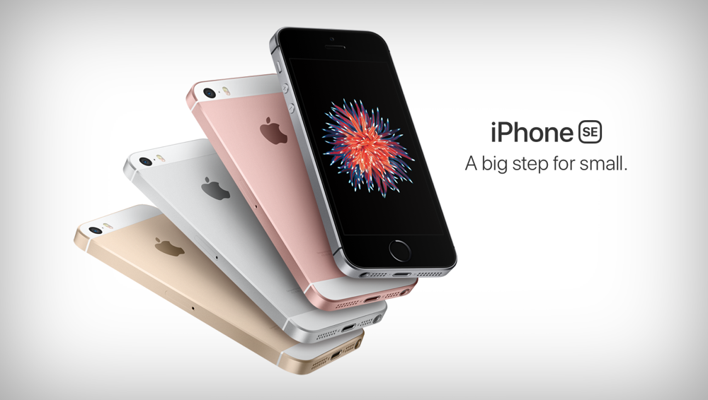 32 GB ve 128 gb iphone se