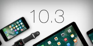 iOS 10.3 Güncelleme Sorunu