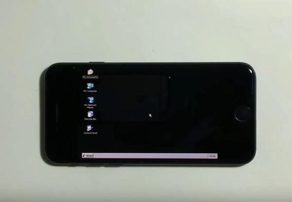 iPhone 7 Vista