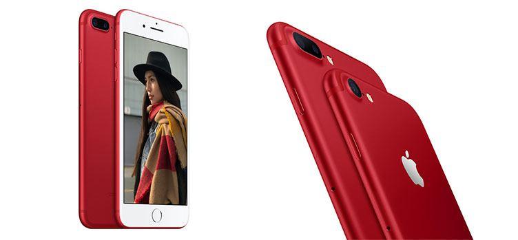 kırmızı iphone 7 al