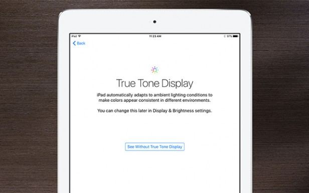 iphone true tone