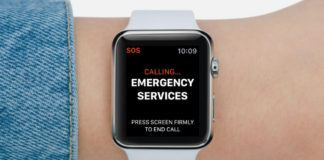 Apple Watch SOS