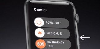 Apple Watch Tıbbi Kimlik