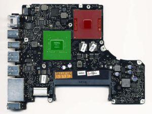 MacBook İşlemci