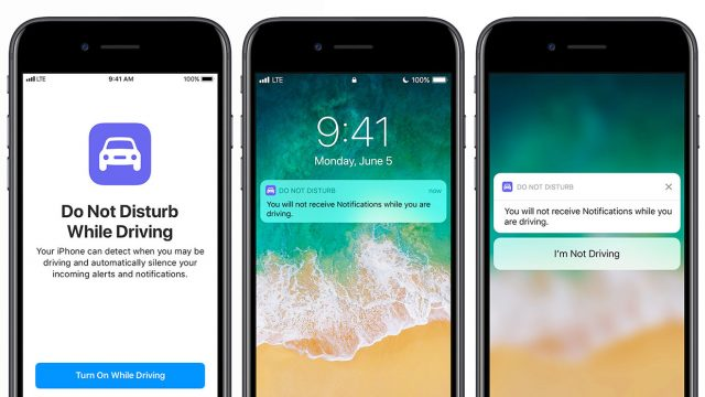 iOS 11 arama otomatik yanıtlama