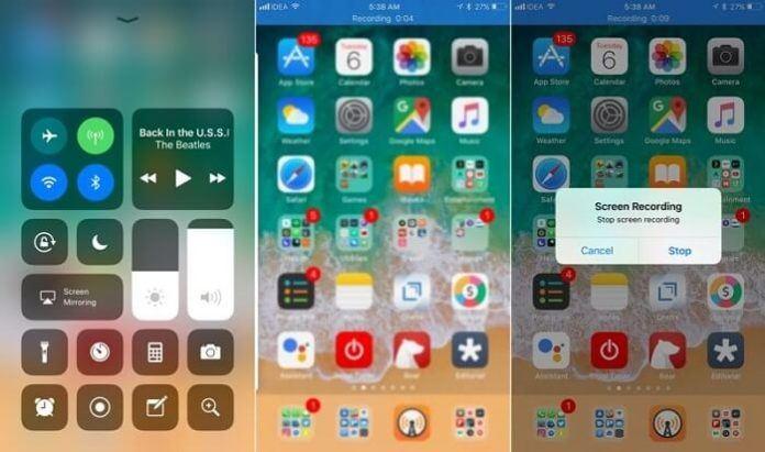iOS 11 gizli özellikleri