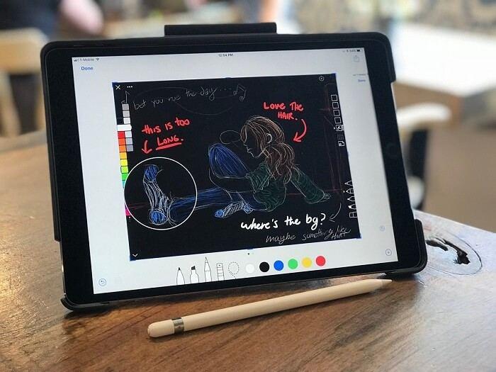ios 11 iphone ipad ekran görüntüsü alma