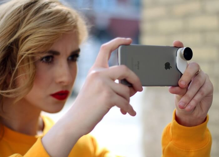 iphone fotoğrafçılı aksesuarları