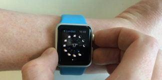 Apple Watch ekran görüntüsü alma