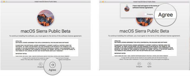 herkese açık macOS High Sierra yükleme
