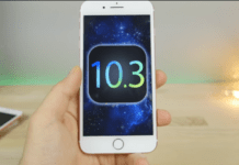 iPhone 6s iOS 10.3.3 imzaları