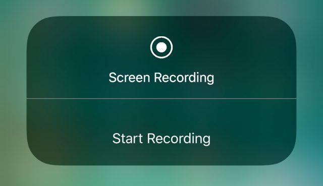 iOS 11 Ekran Videoları CanlıiOS 11 Ekran Videoları Canlı