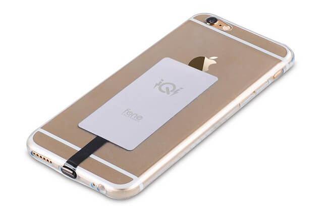 iQi Mobile iPhone kablosuz şarj