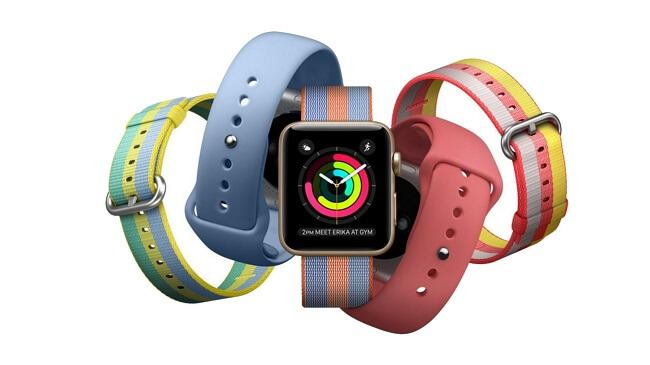 Apple Watch kayis secenekleri