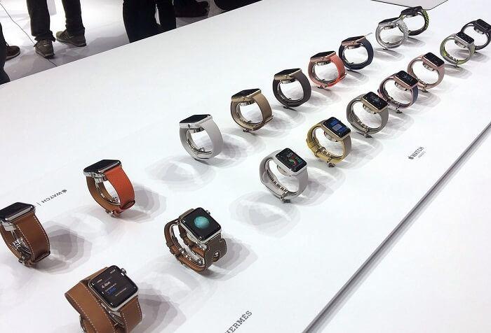 apple watch modelleri 2017