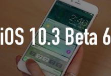 iOS 10.3.3 vs iOS 11 Beta 6