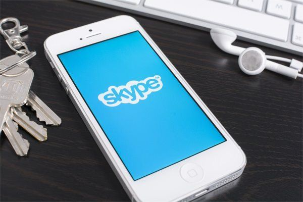 iOS Skype