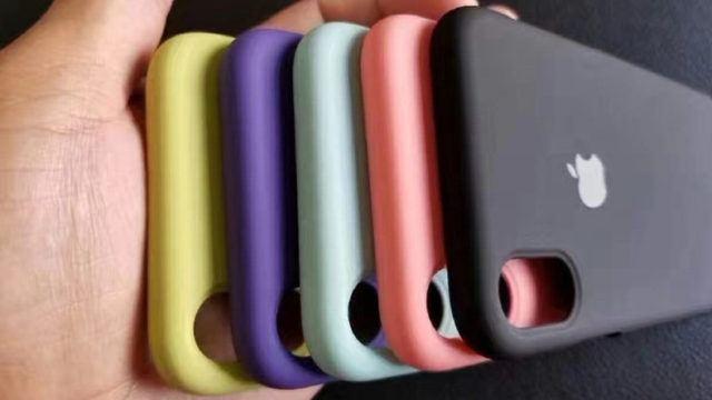 iPhone 8 renkli kılıfları