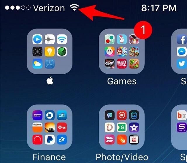 iPhone WiFi baglanmiyor