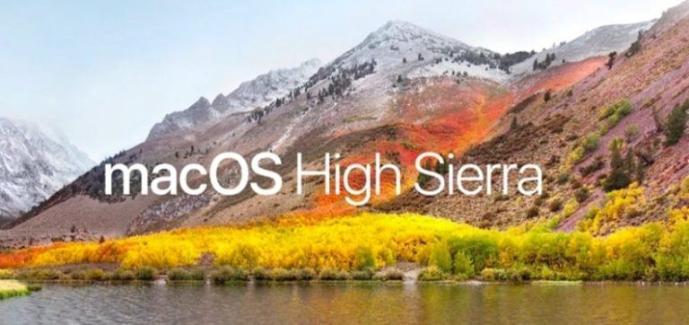 Hangi Uygulamalar MacOs High Sierra'da Çalışmayacak
