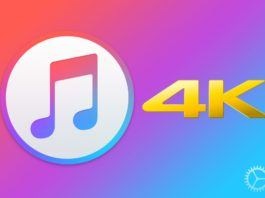 iTunes HDR