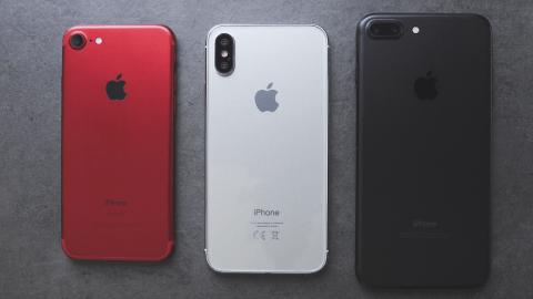 iPhone 8 – iPhone 8 Plus – iPhone X karşılaştırması