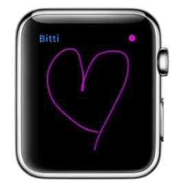 Apple Watch ile Nasıl Mesaj Gönderilir