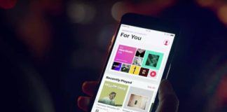 Facebook Messenger Apple Music
