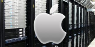 apple veri merkezi