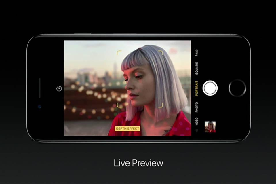 iPhone 8 Plus Portre Aydınlatma Modları
