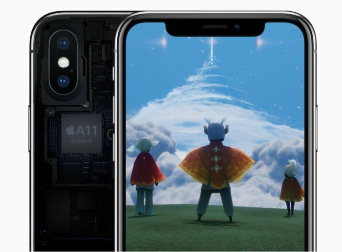 iPhone X performans testleri
