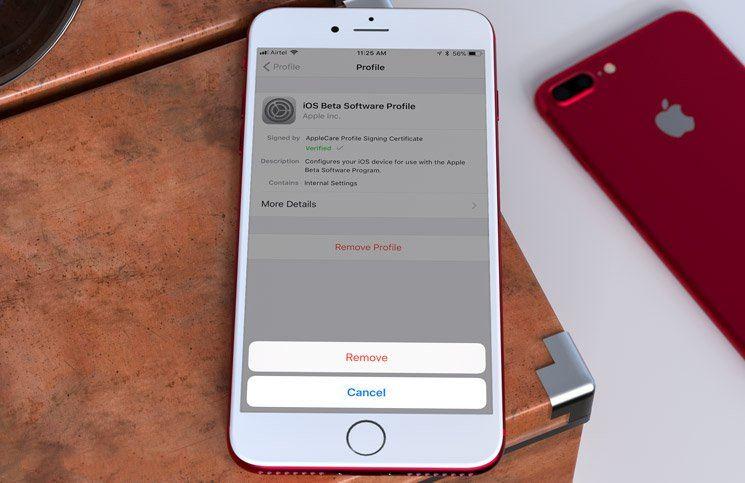 iOS güncellemeleri nasıl engellenir?