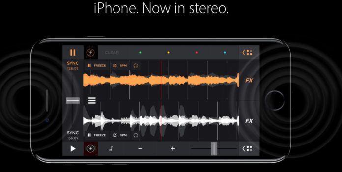 iphone 8 stereo hoparlör