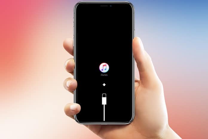 iPhone X'i Kurtarma Moduna Alma