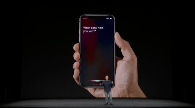 iPhone X İle Siri'yi Kullanma
